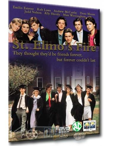 St.Elmo's Fire - Demi Moore, Emilio Estevez, Rob Lowe - DVD (1985)