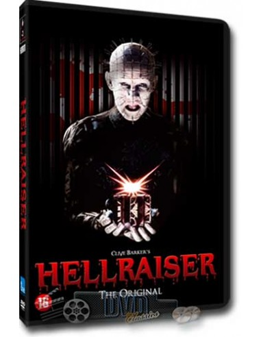 Hellraiser - Andrew Robinson, Ashley Laurence - DVD (1987)