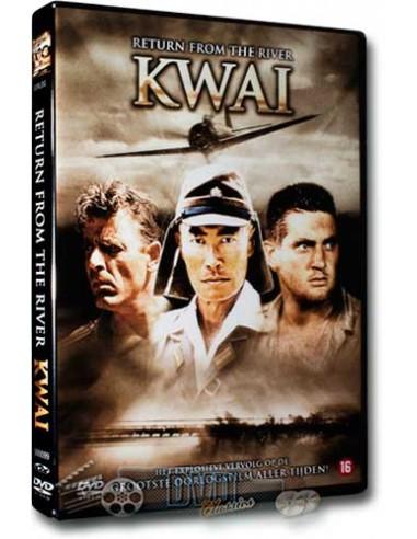 Return from the River Kwai - Edward Fox - DVD (1989)