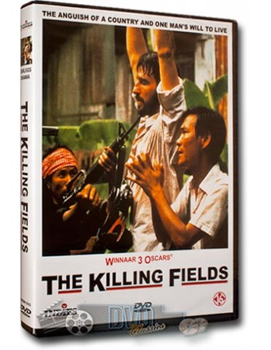 The Killing Fields - Roland Joffe (winnaar 3 Oscars) - DVD (1984)