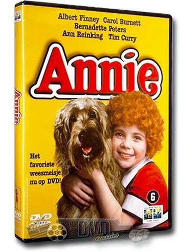 Annie - Albert Finney, Bernadette Peters, Carol Burnet - DVD (1982)