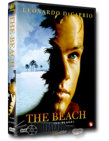 The Beach - Leonardo Di Caprio, Daniel York - DVD (2000)