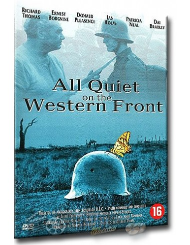 All Quiet on the Western Front - Ernest Borgnine - DVD (1990)