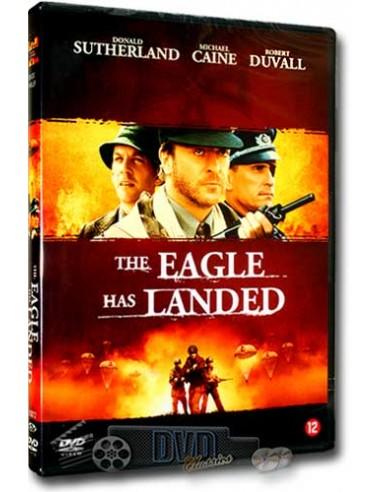 The Eagle has Landed - Donald Sutherland - John Sturges - DVD (1976)