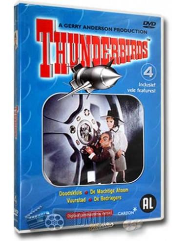 Thunderbirds 4 - Sylvia Anderson, Gerry Anderson - DVD (1965)