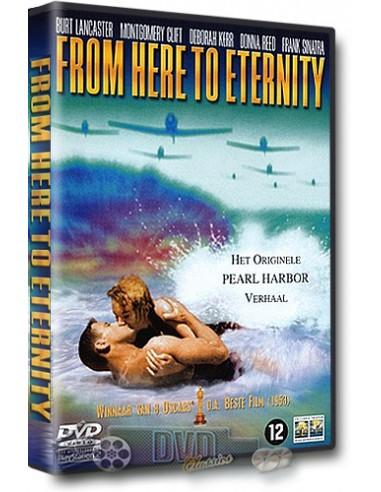 From Here to Eternity - Burt Lancaster, Deborah Kerr - DVD (1953)