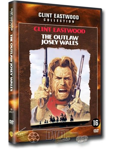 The Outlaw Josey Wales - Clint Eastwood - DVD (1976)