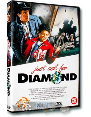 Just Ask for Diamond - Colin Dale, Saeed Jaffrey - DVD (1988)