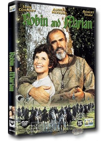 Robin and Marian - Sean Connery, Audrey Hepburn - DVD (1976)