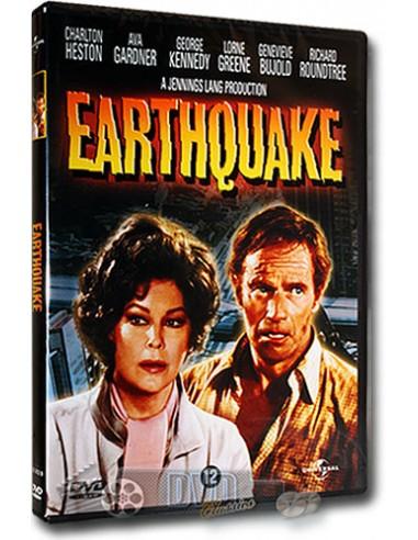 Earthquake - Charlton Heston, Ava Gardner - DVD (1974)