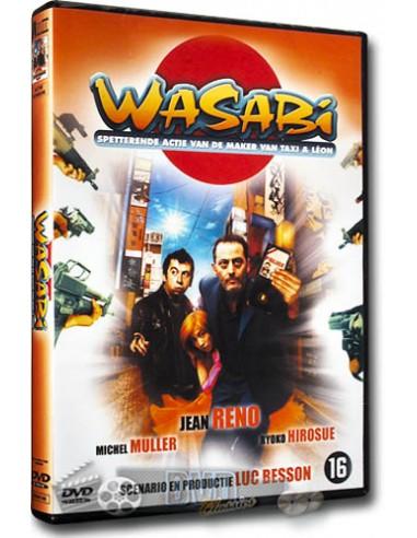 Wasabi - Jean Reno, Ryoko Hirosue, Michel Muller - DVD (2001)