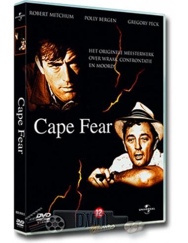 Cape Fear - Robert Mitchum, Gregory Peck - DVD (1962)