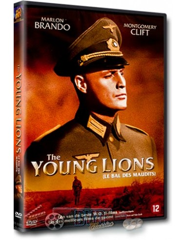 The Young Lions - Marlon Brando - Edward Dmytryk - DVD (1958)
