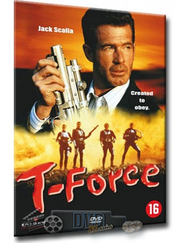 T-Force - Jack Scalia - Richard Pepin - DVD (1995)