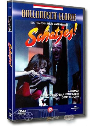 Schatjes - Geert de Jong, Peter Faber, Akkemay - DVD (1984)