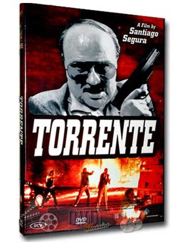 Torrente - Santiago Segura, Carlos Perea - DVD (1998)