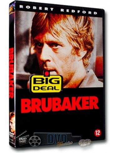 Brubaker - Robert Redford, Stuart Rosenberg - DVD (1980)