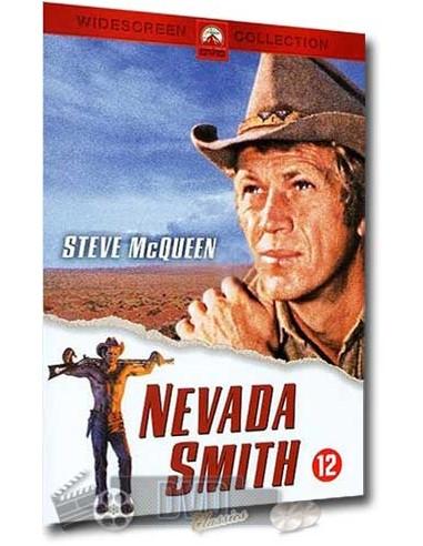 Nevada Smith - Steve McQueen, Karl Malden - DVD (1966)