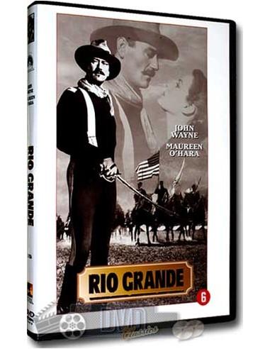 John Wayne in Rio Grande - Maureen O'Hara - John Ford - DVD (1950)