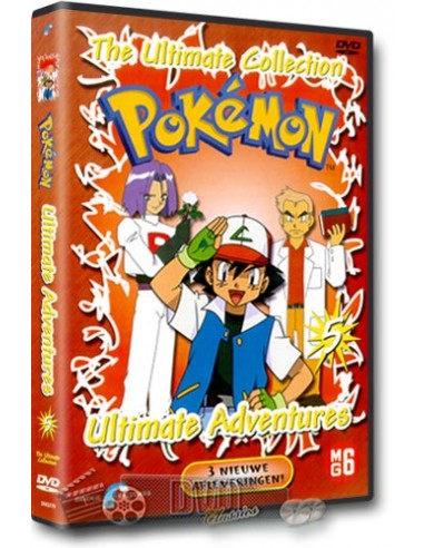 Pokemon Ultimate 5 - Adventures - DVD