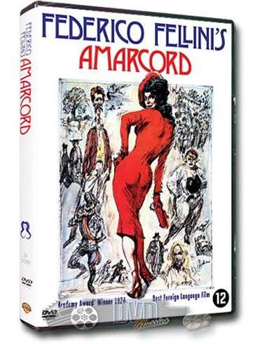 Amarcord - Federico Fellini - DVD (1973)