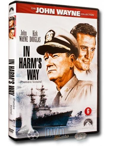 John Wayne - In Harms Way - Kirk Douglas - DVD (1965)
