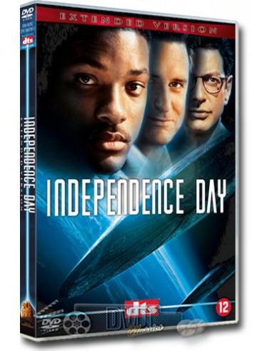 Independence Day - Jeff Goldblum, Will Smith - DVD (1996)