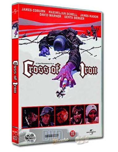 Cross of Iron - James Coburn - Sam Peckinpah - DVD (1977)