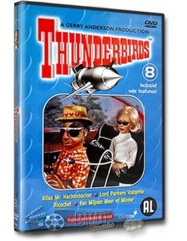 Thunderbirds 8 - Sylvia Anderson, Gerry Anderson - DVD (1965)