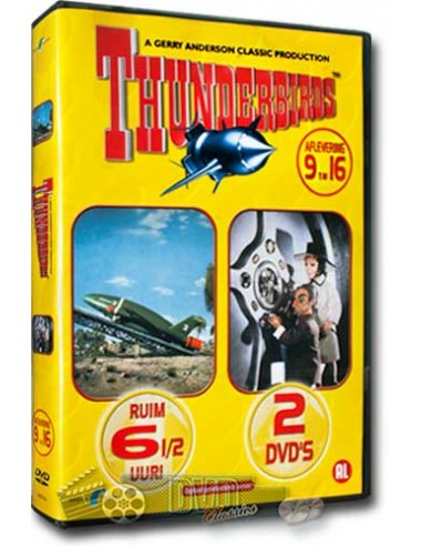 Thunderbirds 3 & 4 - Sylvia Anderson, Gerry Anderson - DVD (1965)