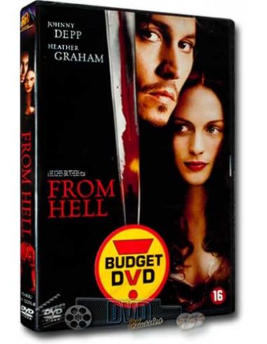 From Hell - Johnny Depp, Heather Graham - DVD (2001)
