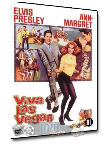 Elvis Presley - Viva Las Vegas - George Sidney - DVD (1964)