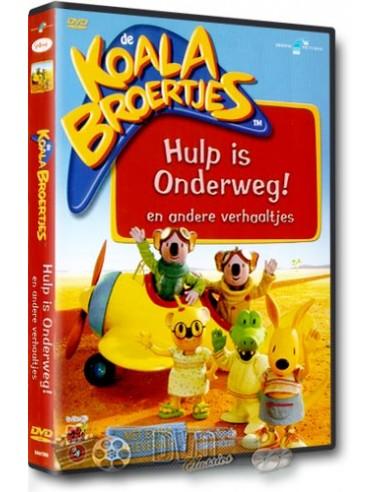 Koala Broertjes 1 - hulp is onderweg - DVD