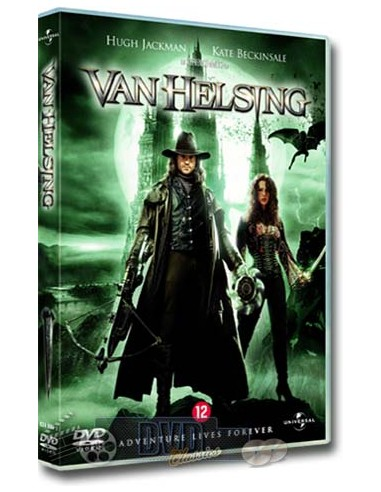 Van Helsing - Hugh Jackman, Kate Beckinsale - DVD (2004)