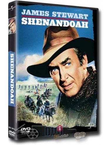 James Stewart in Shenandoah - Katharina Ross - DVD (1955)