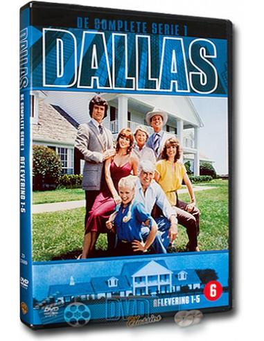 Dallas - Seizoen 1 - Larry Hagman, Patrick Duffy - DVD (1978)