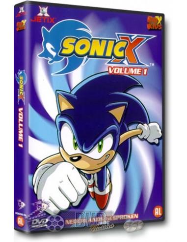 Sonic X Deel 1 - DVD