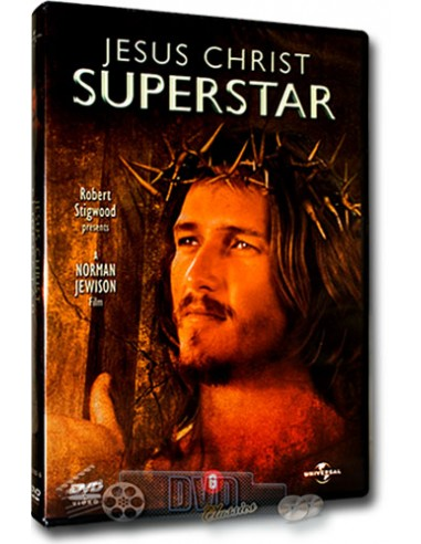 Jesus Christ Superstar - Ted Neeley, Yvonne Elliman - DVD (1973)