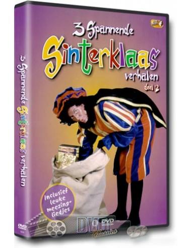 Spannende Sinterklaas verhalen 2 - DVD (2009)