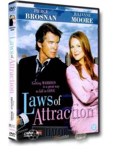 Laws of Attraction - Pierce Brosnan, Julianne Moore - DVD (2004)