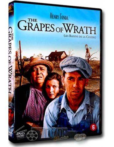 The Grapes of Wrath - Henry Fonda, John Carradine - DVD (1940)