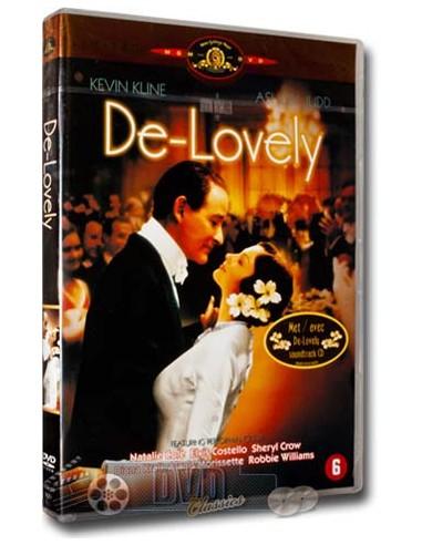 De-lovely (inclusief gratis CD met de soundtrack) - DVD (2004)