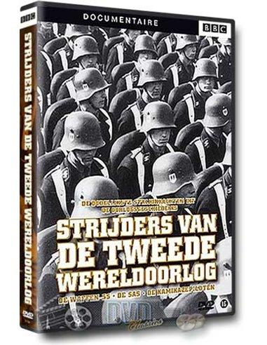 Strijders uit WOII - BBC - DVD