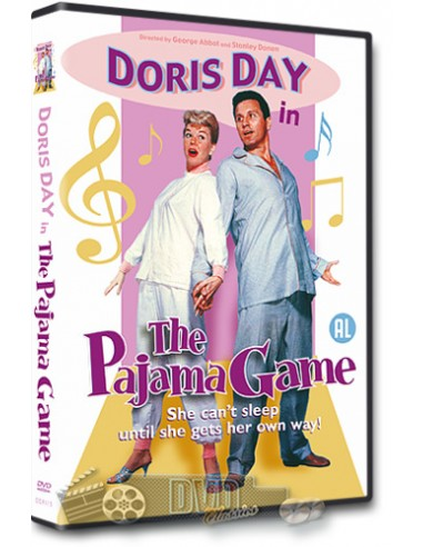 The Pajama Game - Doris Day, Stanley Donen - DVD (1957)