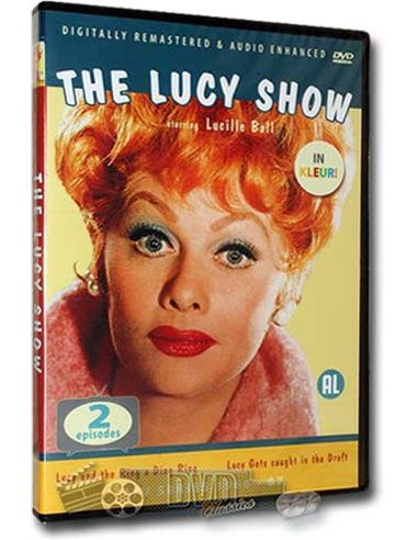 The Lucy Show  3 - Lucille Ball - DVD (1966)