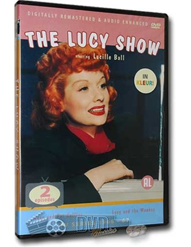 The Lucy Show  6 - Lucille Ball - DVD (1966)