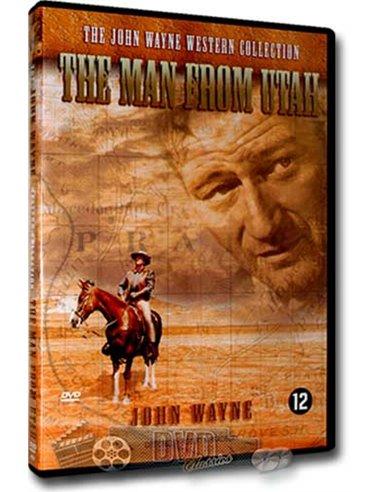 John Wayne in Man from Utah - DVD (1934)