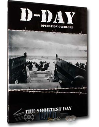 D-Day The Shortest Day - Documentaire Oorlog - DVD