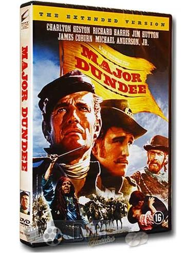 Major Dundee - Charlton Heston, James Coburn - DVD (1965)