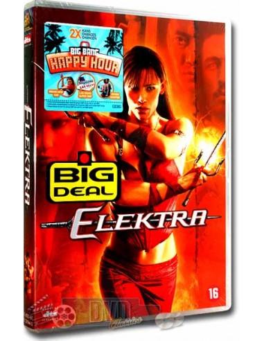 Elektra - Jennifer Garner, Goran Visnjic - DVD (2005)